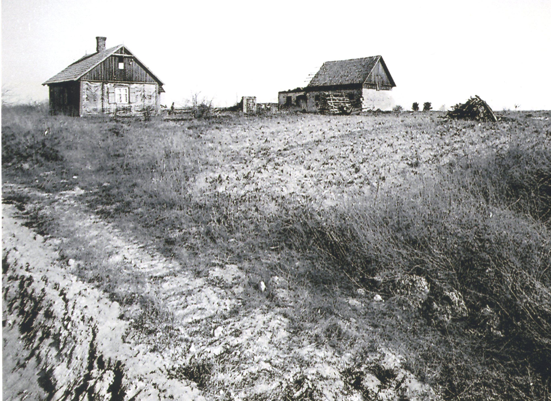 Starķu mājas atdalenis. 20. gs. 60. gadi. K. Kalsera arh